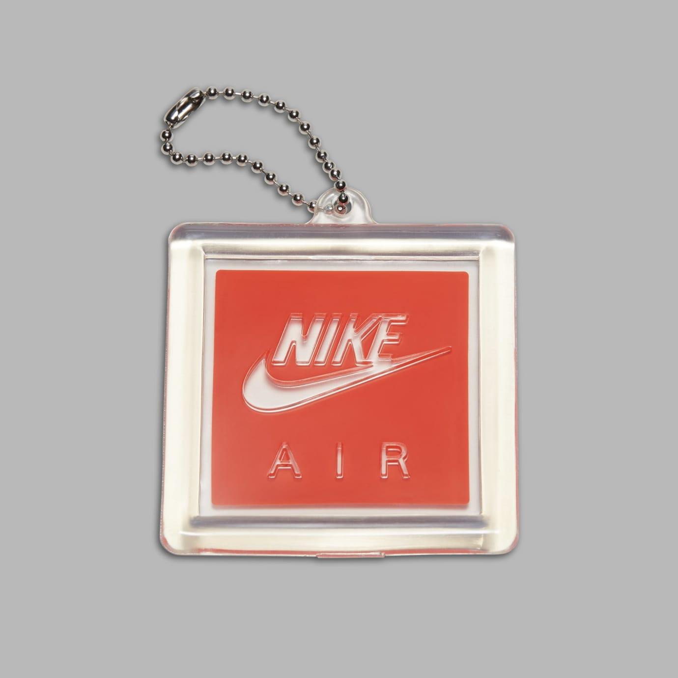 Air Jordan 3 Black/Cement Grey-White-Fire Red 854262-001 (Tag)