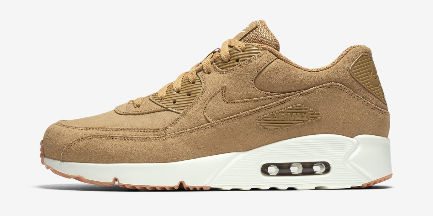 Wheat Nike Air Max 90 Flax 924447-200