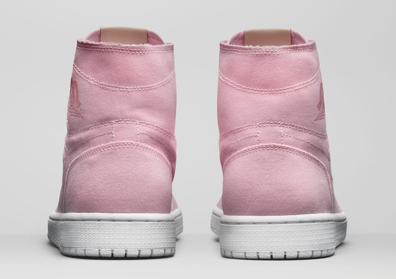 Air Jordan 1 867338-620 Heel