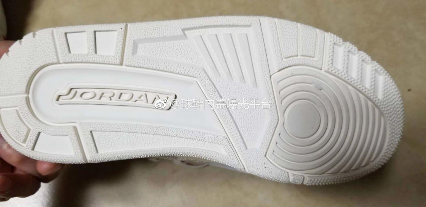 Air Jordan 3 EXP front sole