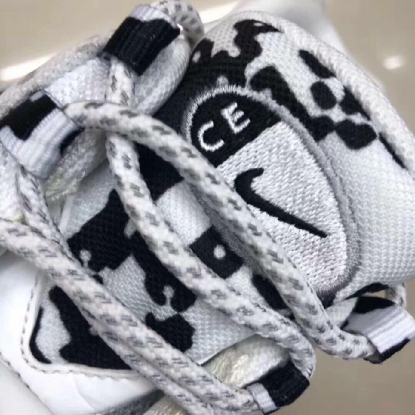 official photos 345e6 f8d6d Cav Empt x Nike Air Max 95 'White/Stealth/Black' 'Blackened ...