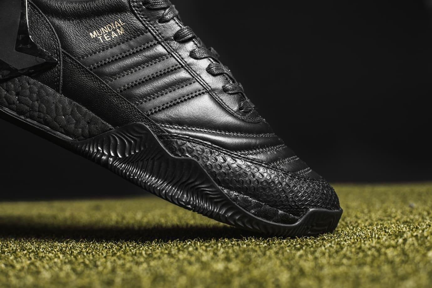 0faedecfbc4a The Shoe Surgeon Adidas Copa Rose Lux Triple Black