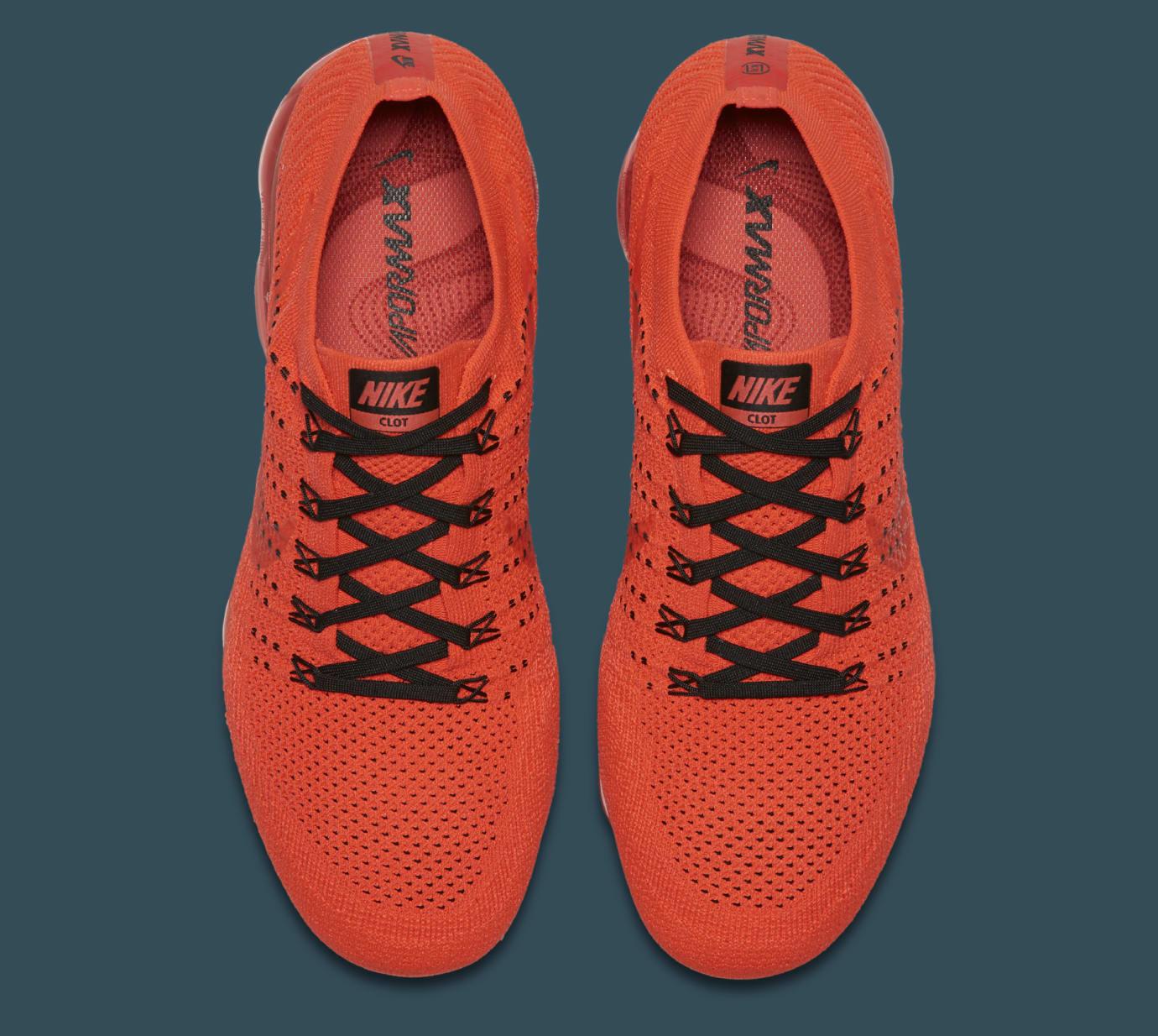 Nike VaporMax Clot aa2241-006 Top
