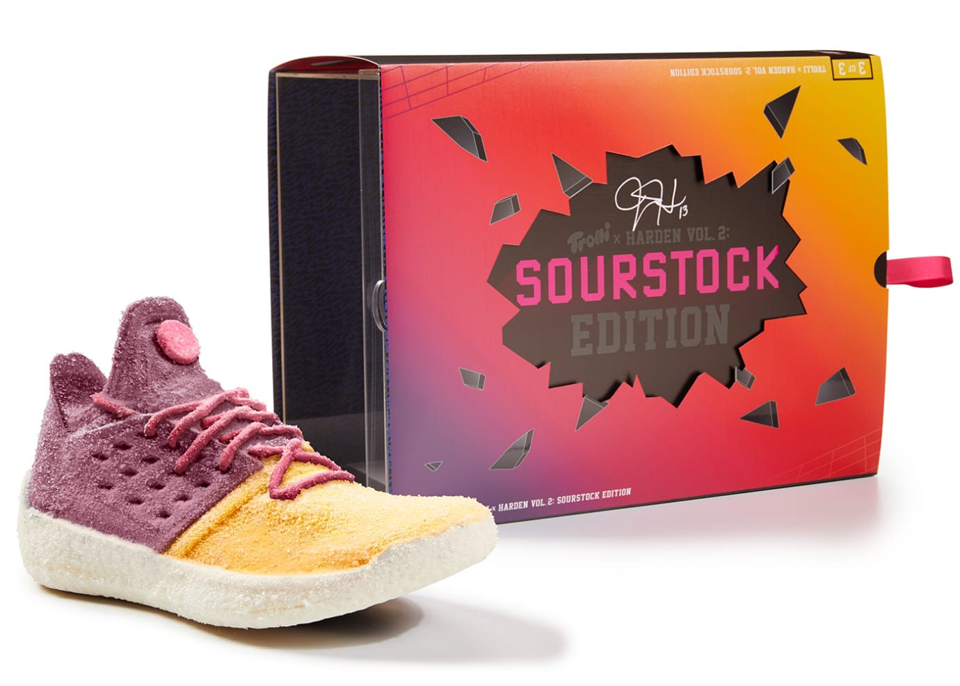 James Harden Vol 2 Trolli Sourstock