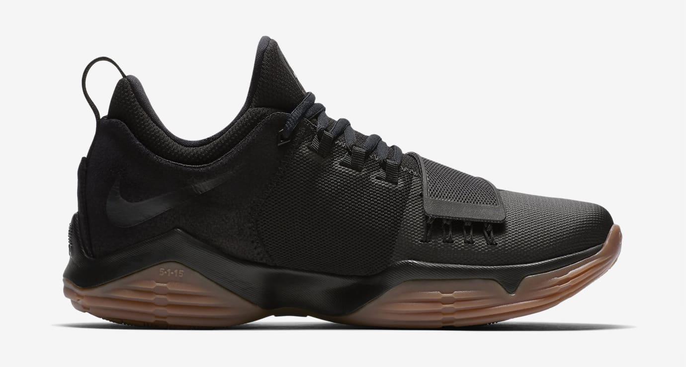 Nike PG1 Black Gum 878628-004 Medial