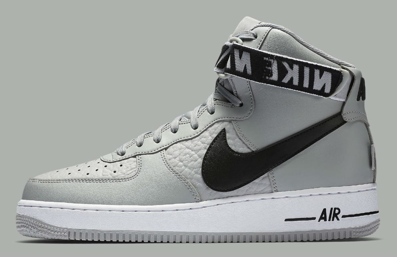 Nike Air Force 1 High NBA Statement Game Release Date Profile 315121-044