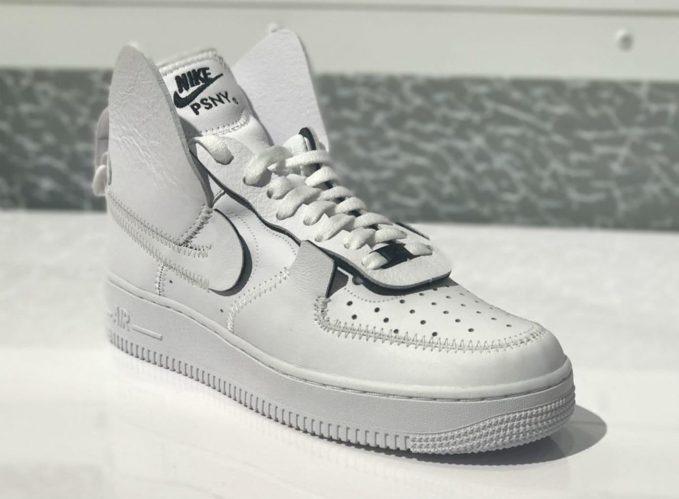 PSNY x Nike Air Force 1 High Toe