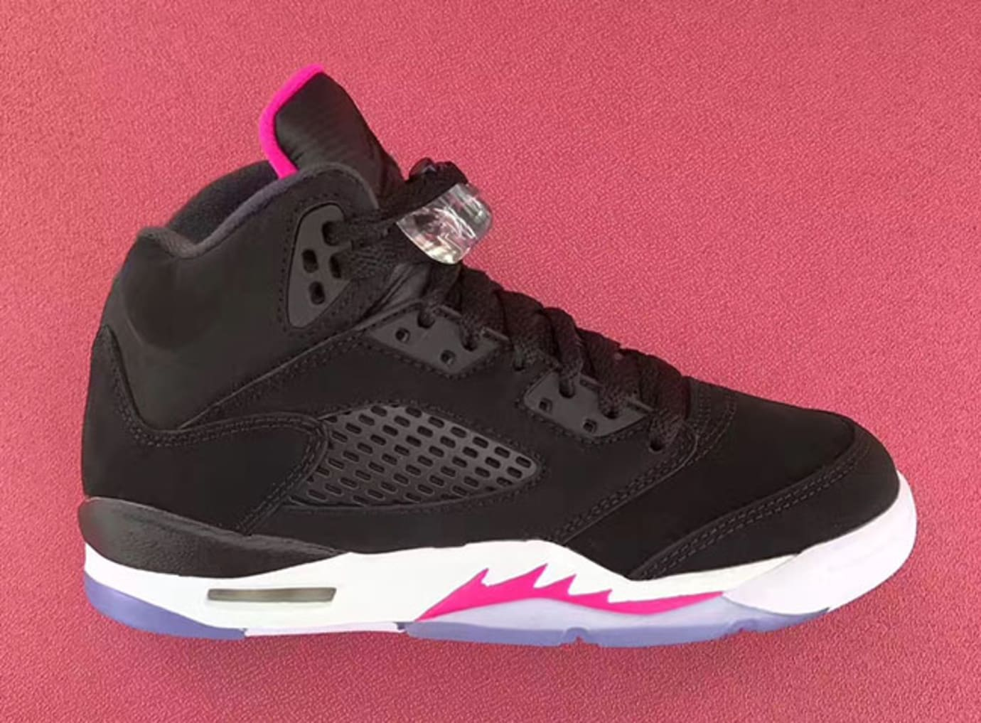 89beed405b4 Air Jordan 5 GS Deadly Pink Release Date 440892-029 | Sole Collector