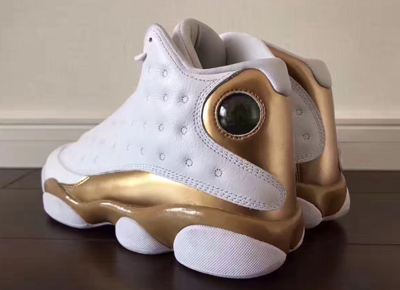 Air Jordan 13 Defining Moments Gold Release Date 414571-135 (1)