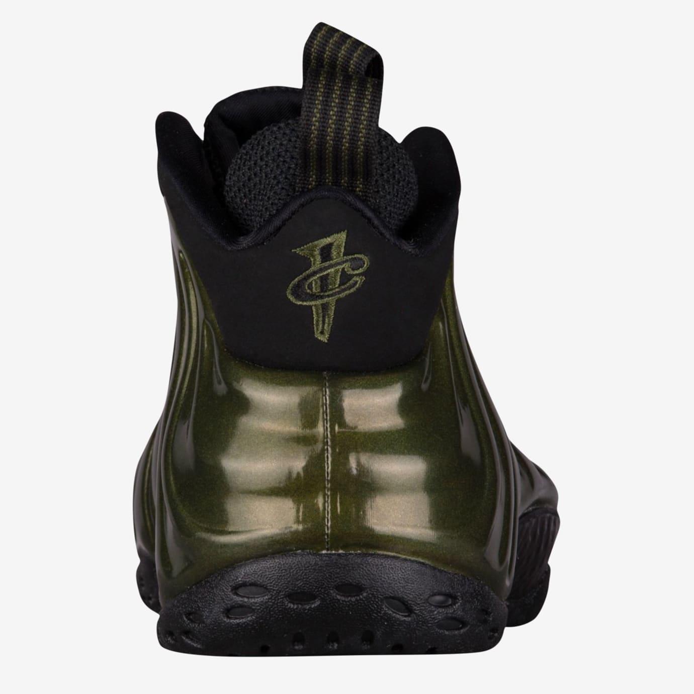 Nike Air Foamposite One 'Legion Green' 314996-301 (Heel)