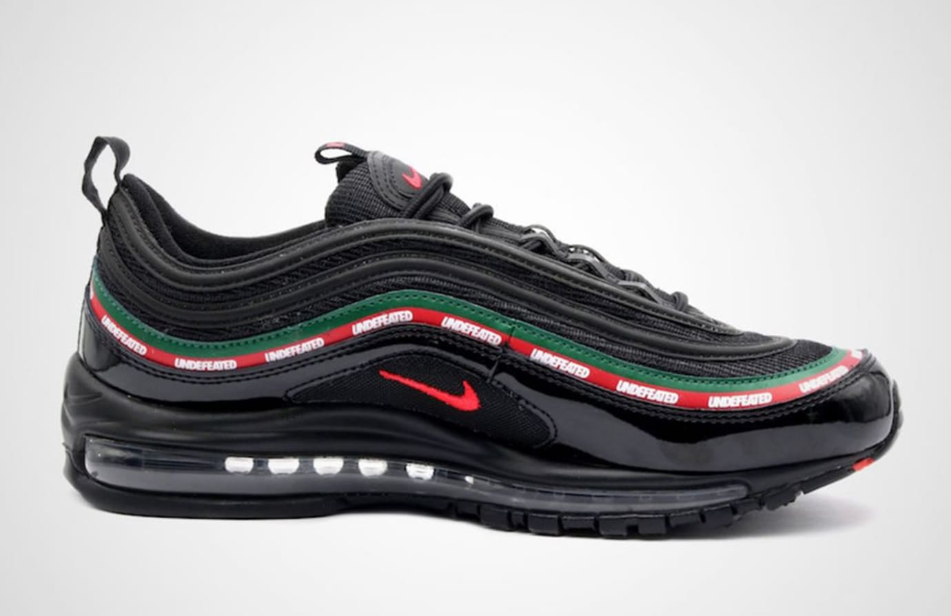 Undefeated Nike Air Max 97 AJ1986-001 Medial