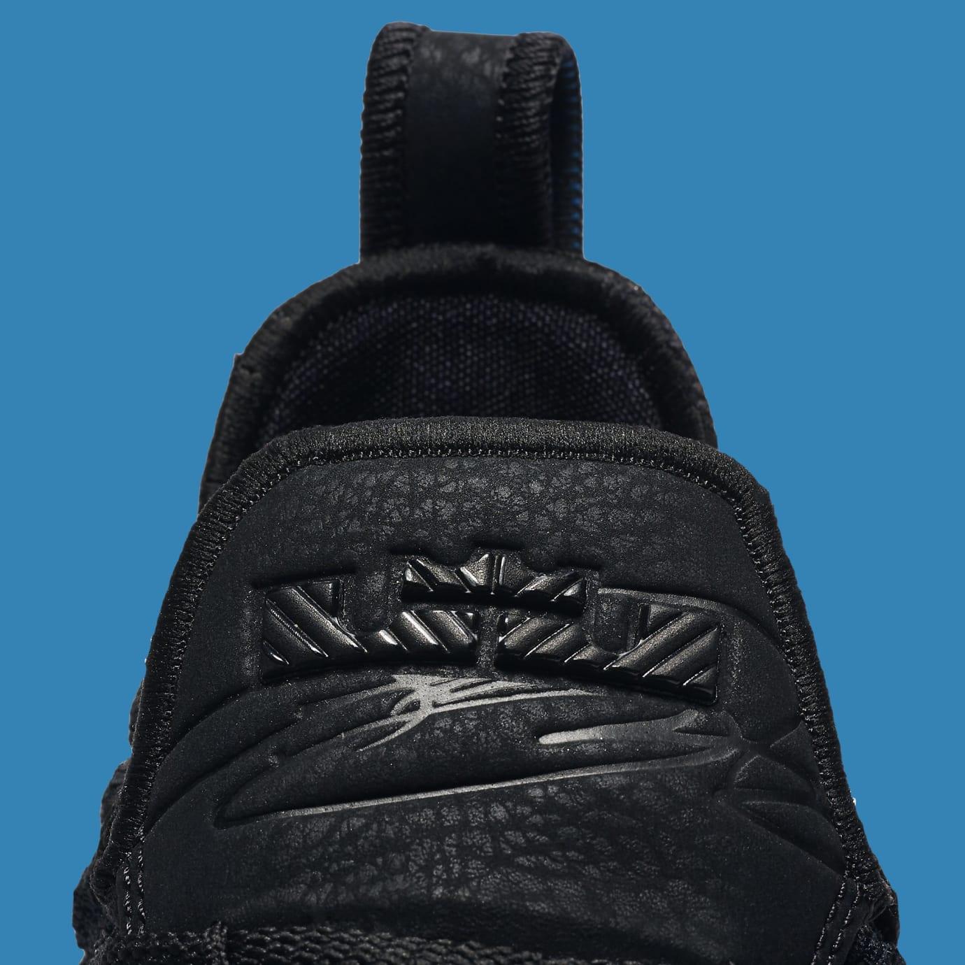 248cd30477b79 Image via Nike Nike LeBron 16 I Promise Release Date AO2595-004 Tongue