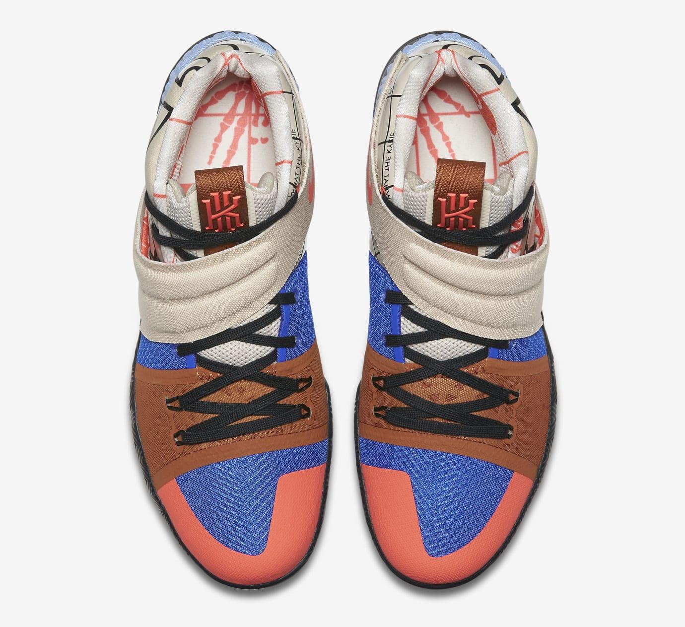 Nike Kyrie Hybrid AJ5165-900 Top
