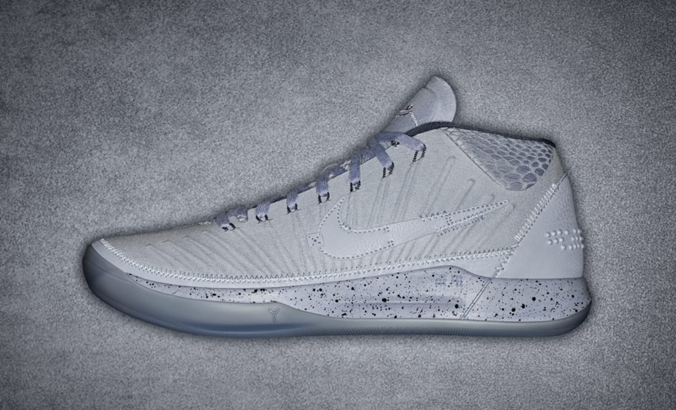 Nike Kobe AD Mid Grey