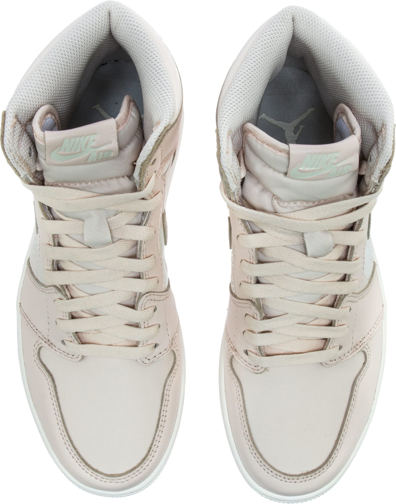 90bae8e4adf2a8 Image via for Shoe Palace · Air Jordan 1 High Guava Ice Sail Release Date  555088-801 Top