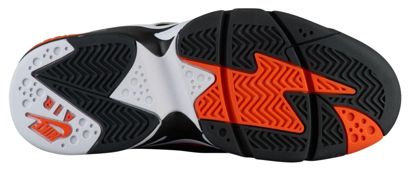 Nike Air Maestro 2 LTD Rush Orange Release Date AH8511-101 Sole