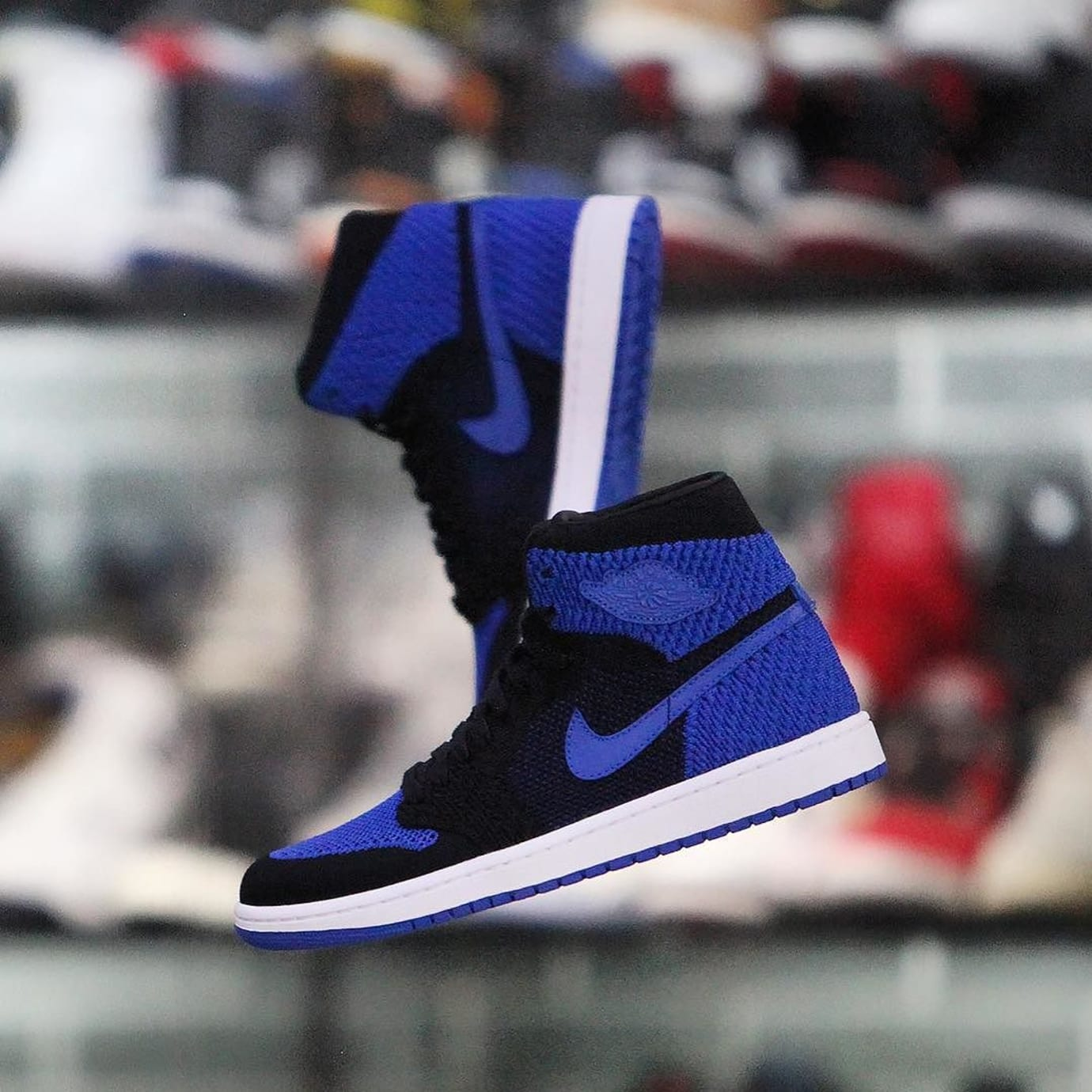 Air Jordan 1 Flyknit Royal Release Date 919704-006 (22)