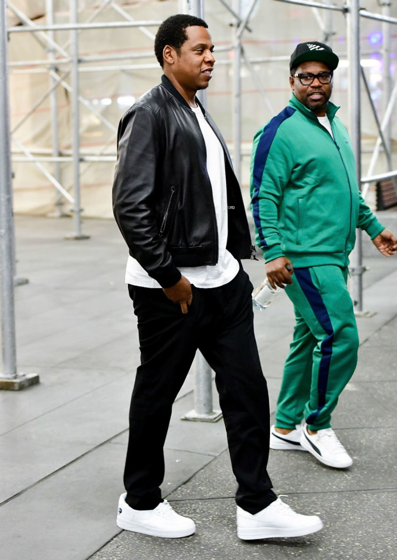 Jay-Z Rocafella Nike Air Force 1 Low (1)