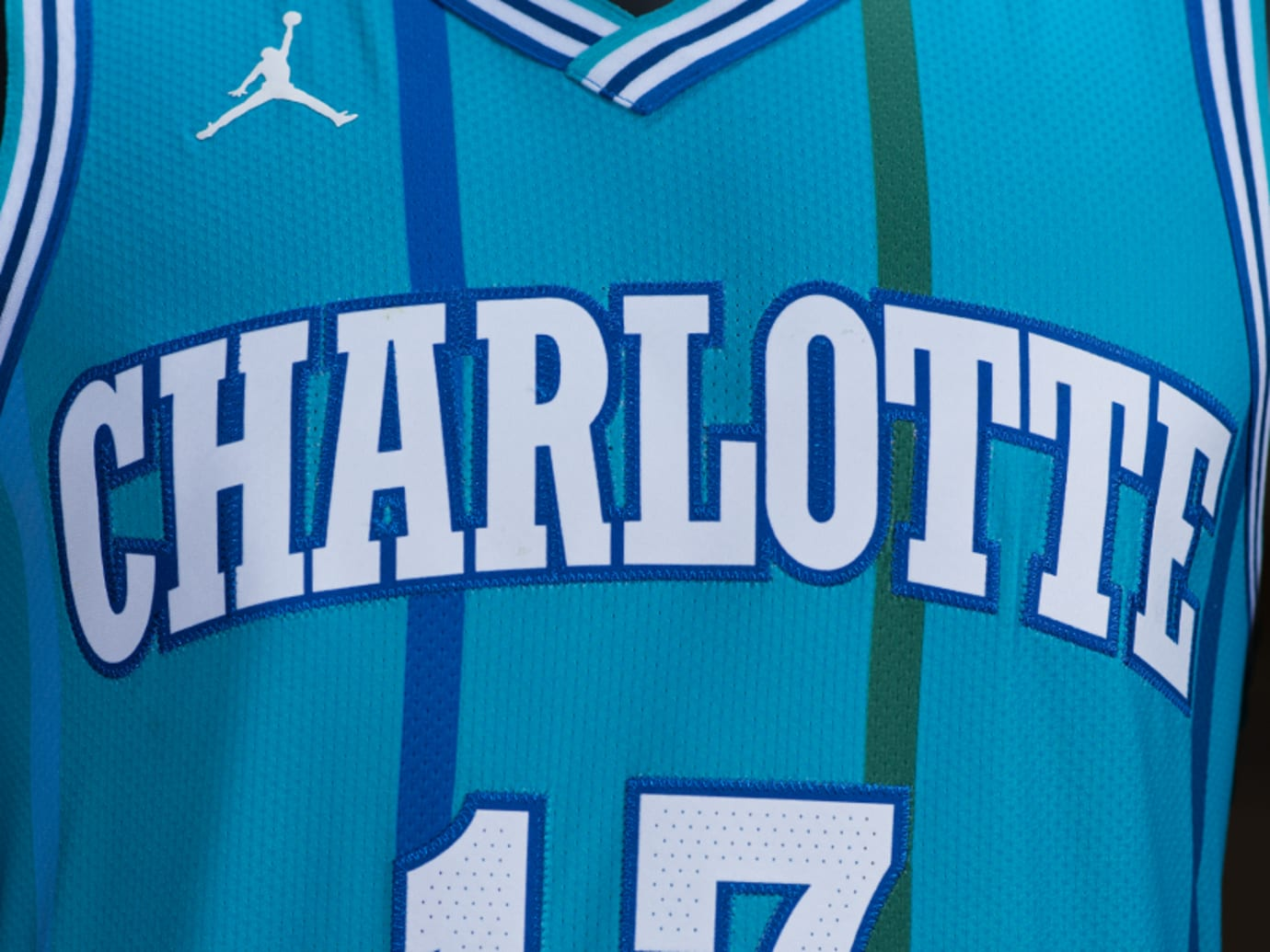 san francisco c46b9 3dfb6 Nike Charlotte Hornets Classic Throwback Jersey | Sole Collector