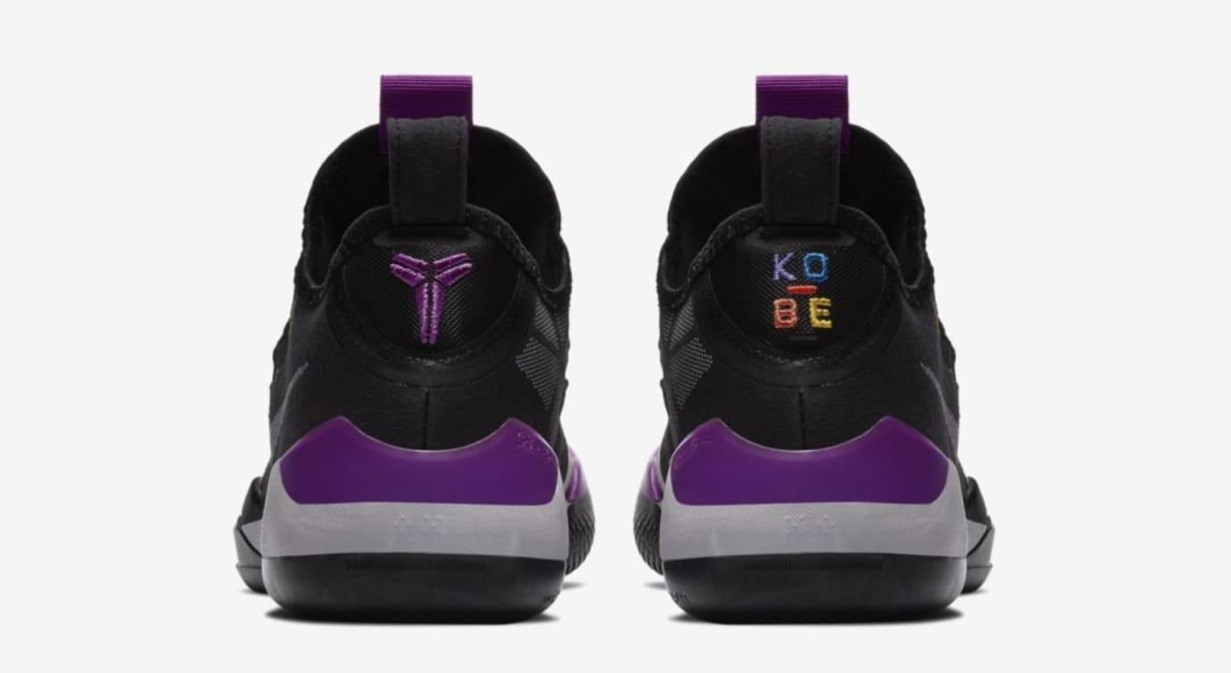 Nike Kobe A.D. 2018 'Lakers' (Heel)