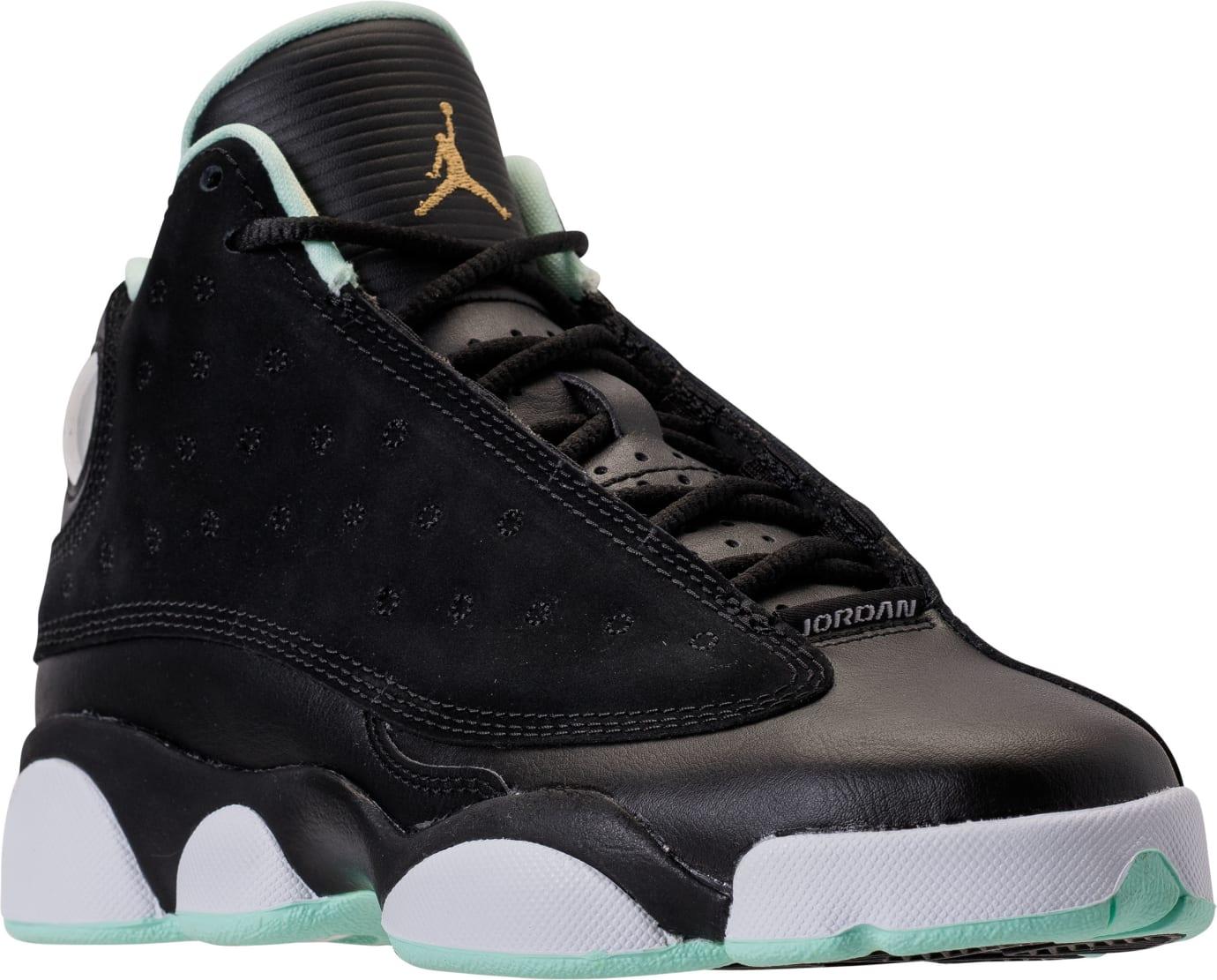abf8ce41faa Air Jordan 13 GS Mint Foam Release Date 439358-015 | Sole Collector