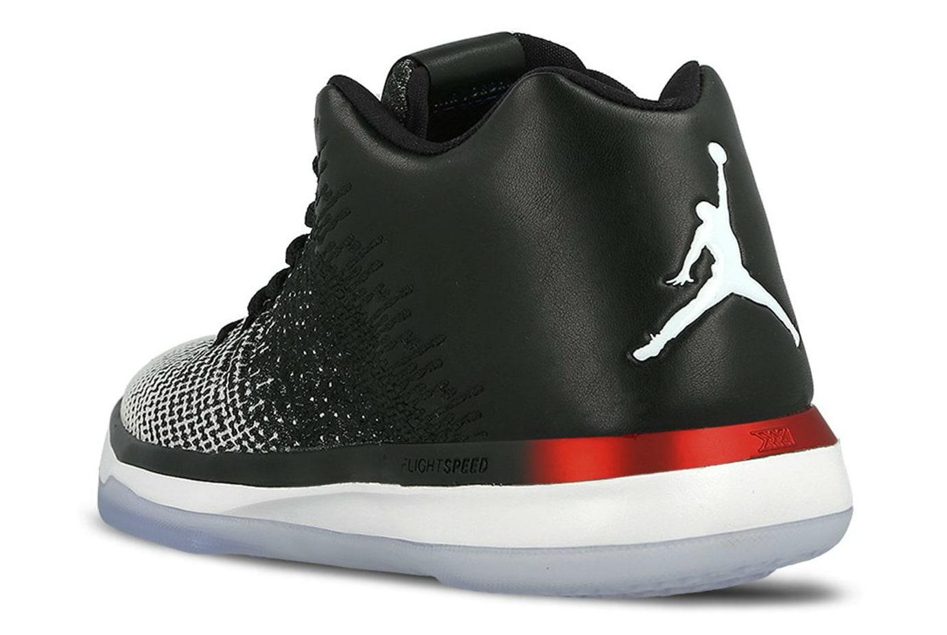 Air Jordan 31 Low Quai 54 Release Date Heel 921195-154