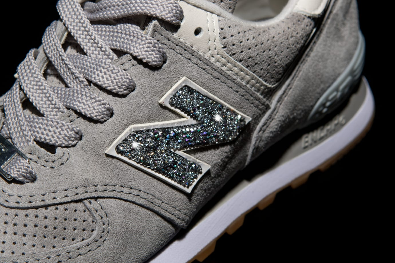 online store 05009 d9527 Swarovski x New Balance NB1 574 Collection Release Date ...