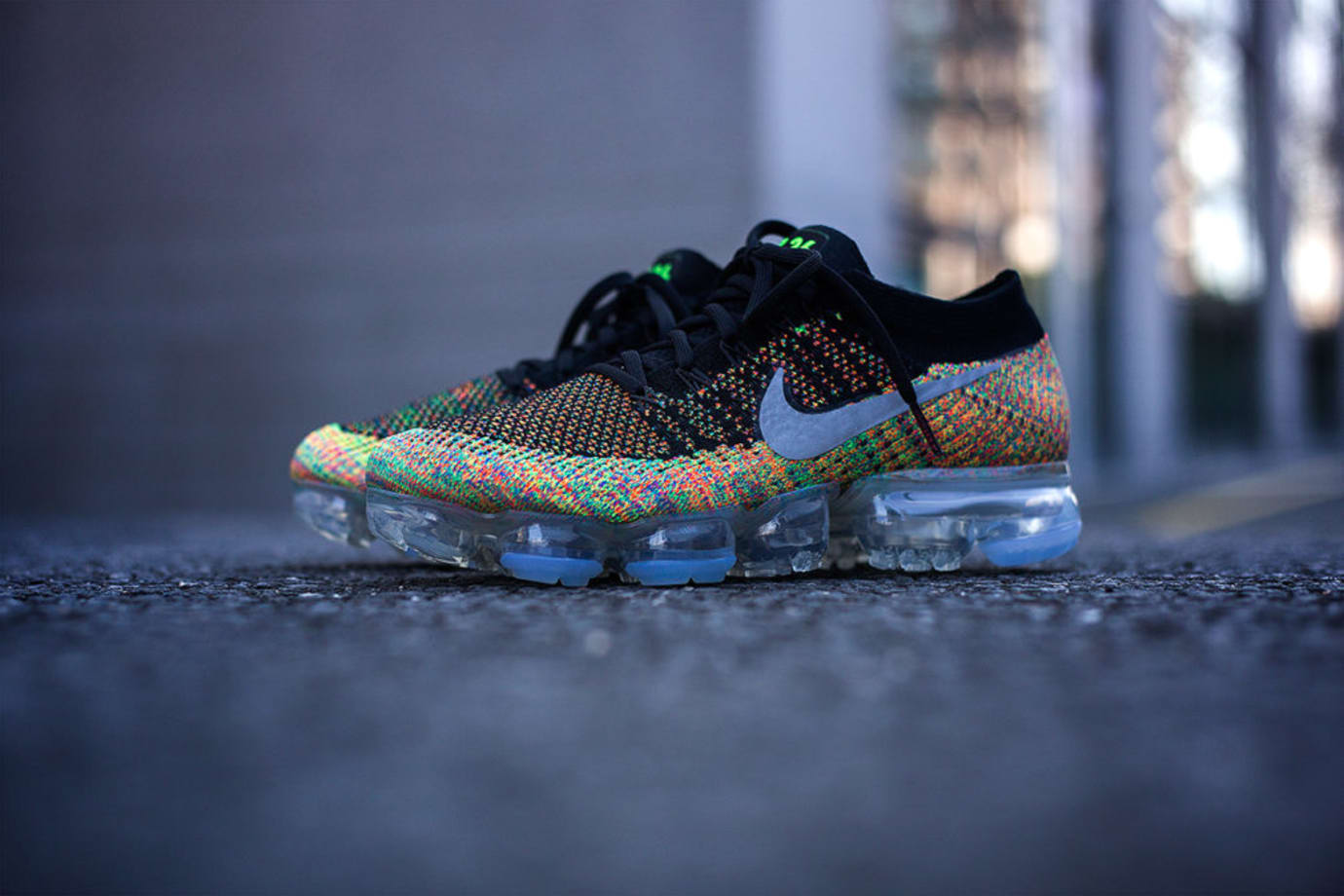 sale retailer ffc49 1ca9f Nike VaporMax   Air Max 1 Multicolor Flyknit Air Max Day ...