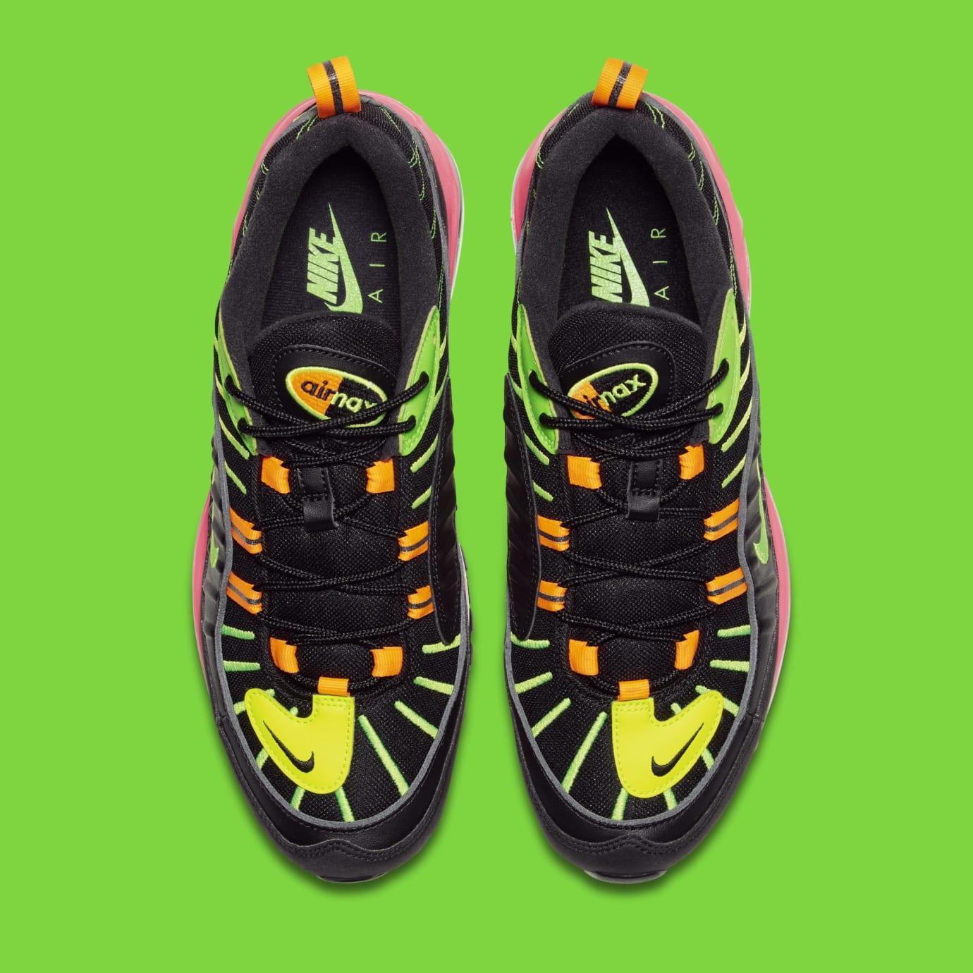 Nike Air Max 98 'Tokyo Neon' CI2291-083 (Top)
