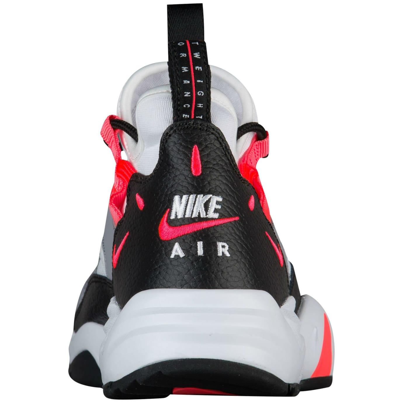 Nike Air Scream LWP Infrared Release Date AH8417-002 Heel