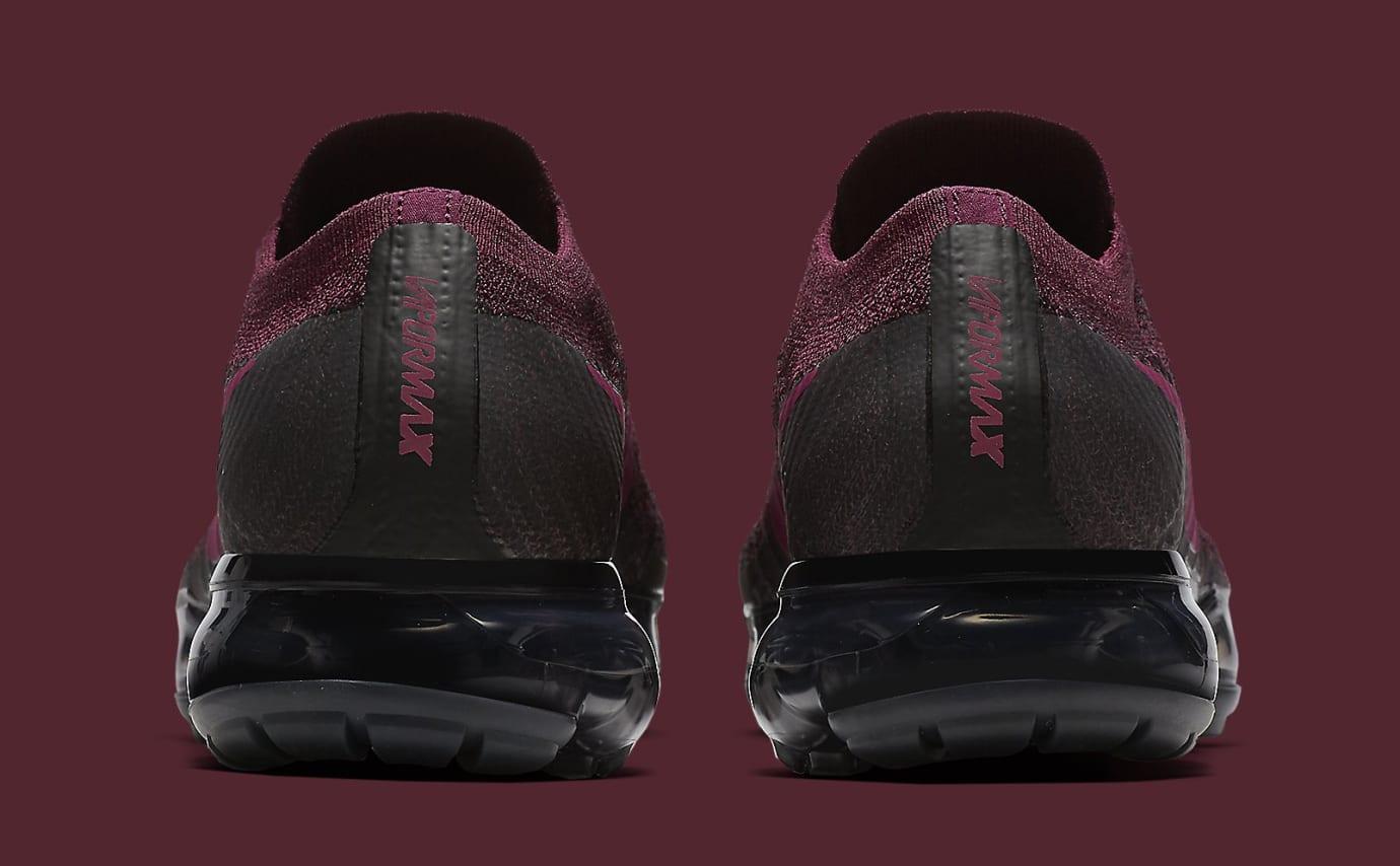 Berry Nike Air VaporMax 849557-605 Heel