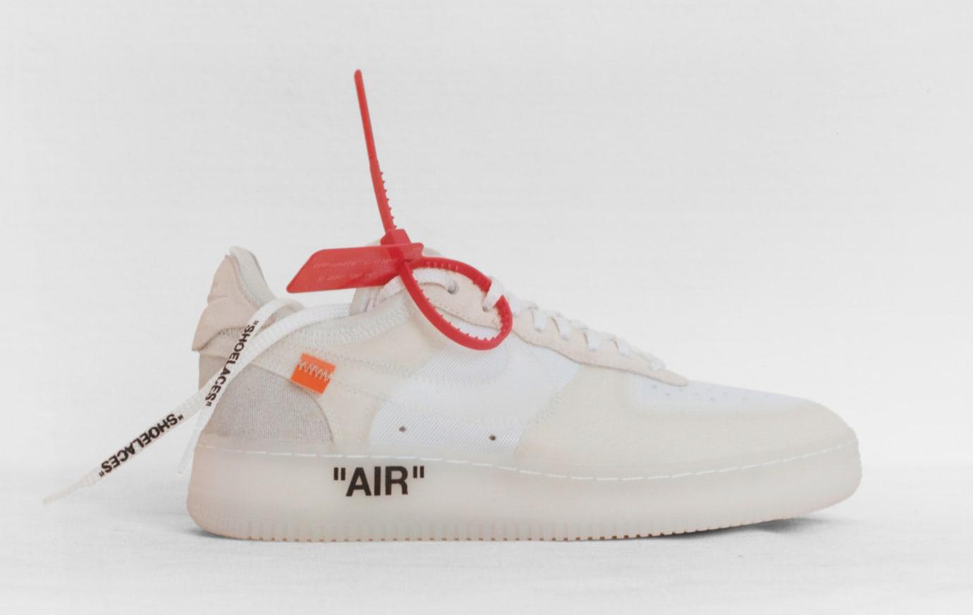 Virgil Abloh x Nike Air Force 1