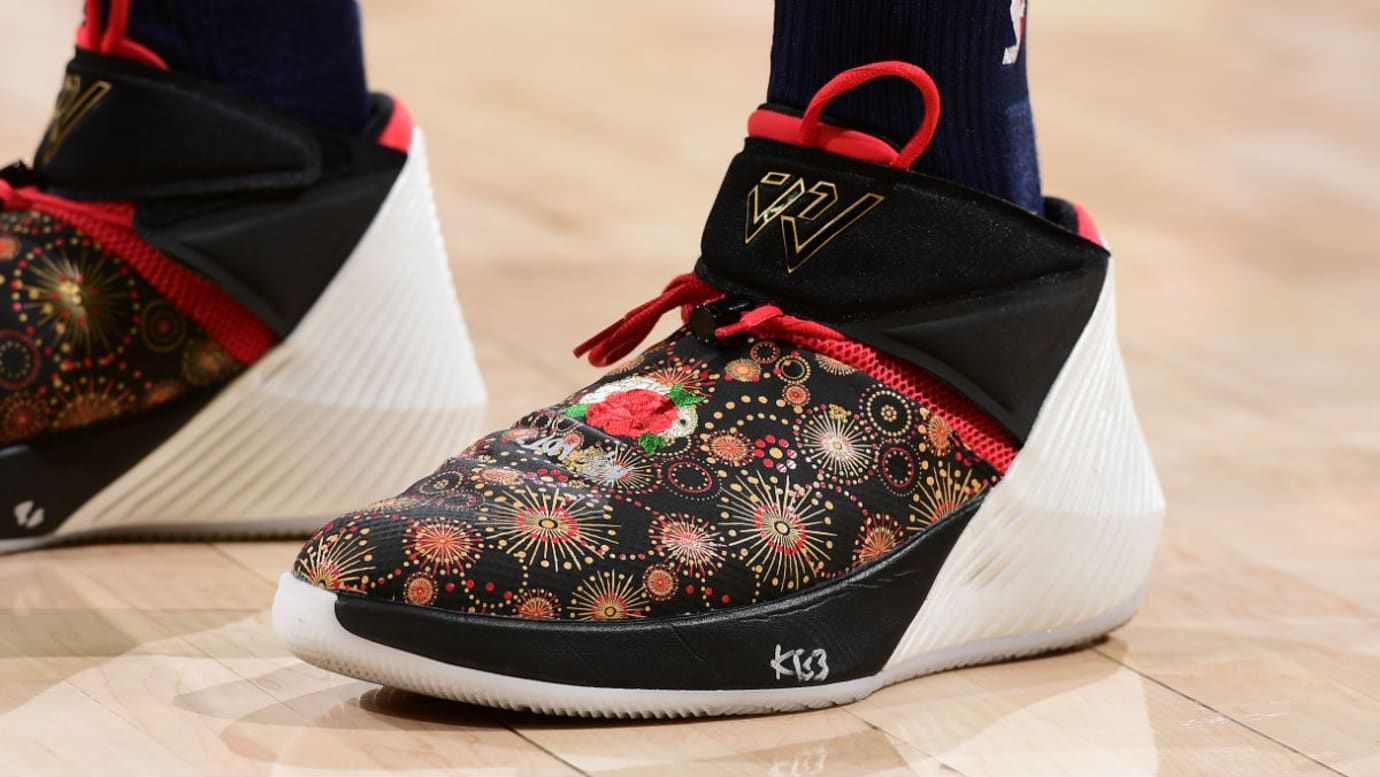 Russell Westbrook Jordan Why Not Zer0.1 CNY On-Foot