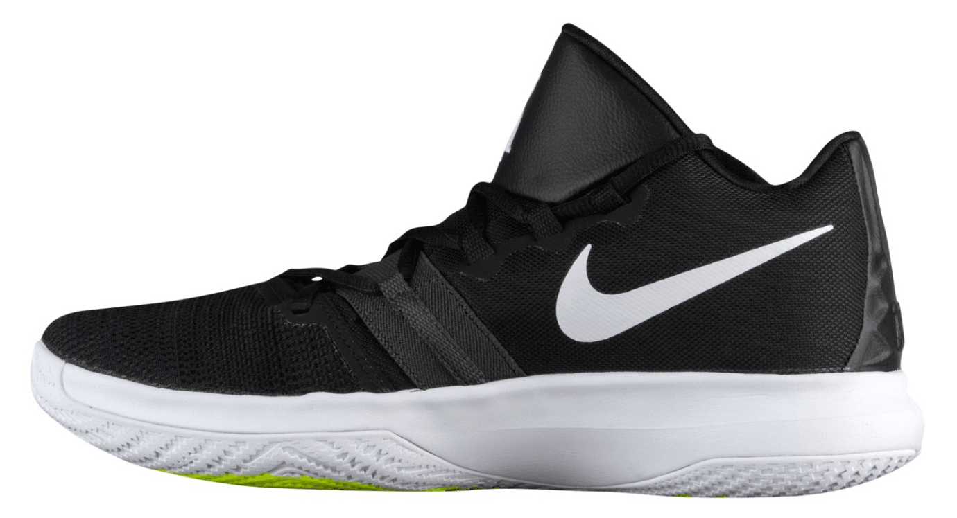 Nike Kyrie Flytrap Black White Volt 7071001 Release Date  85425ac820