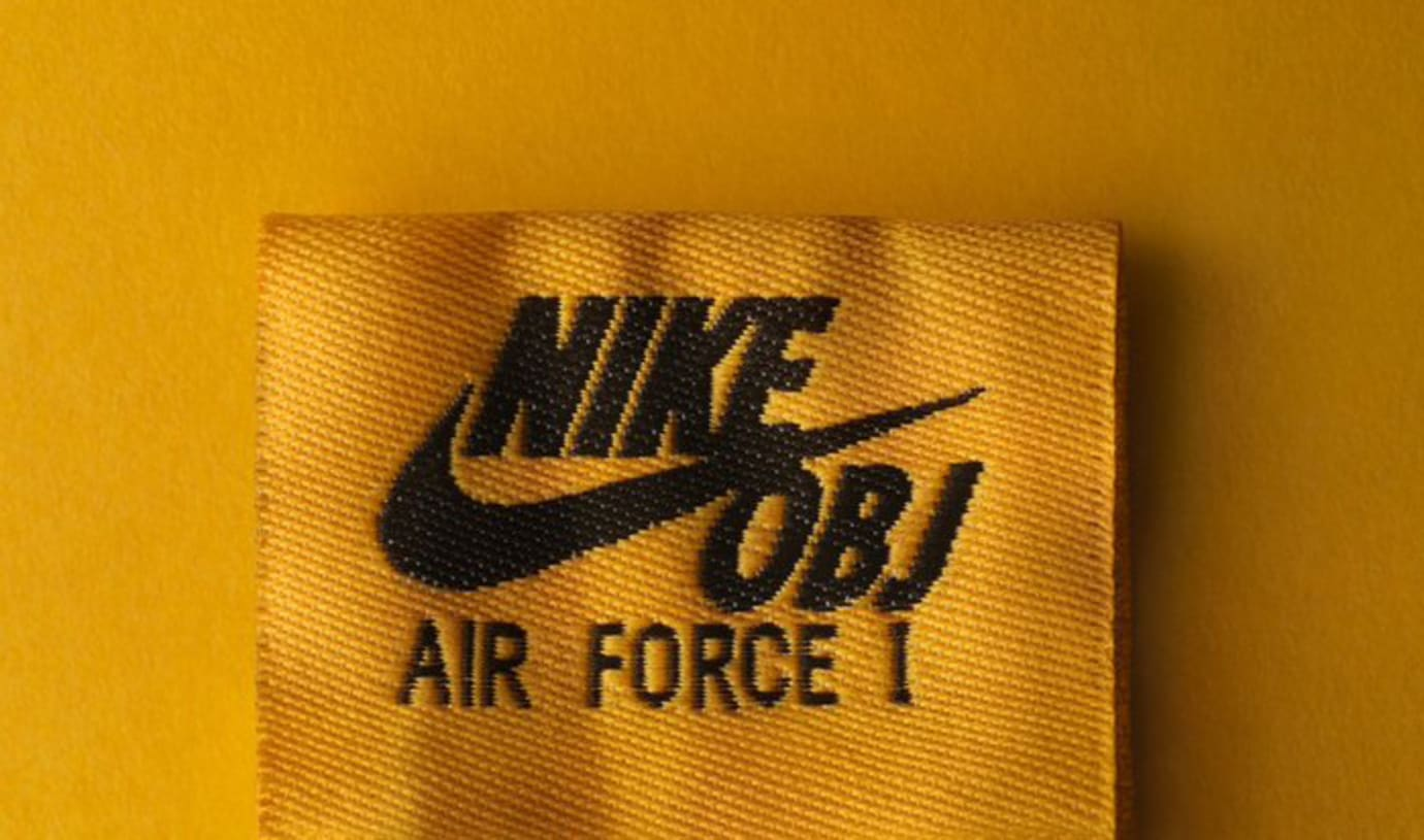 Nike Odell Beckham Jr Air Force 1