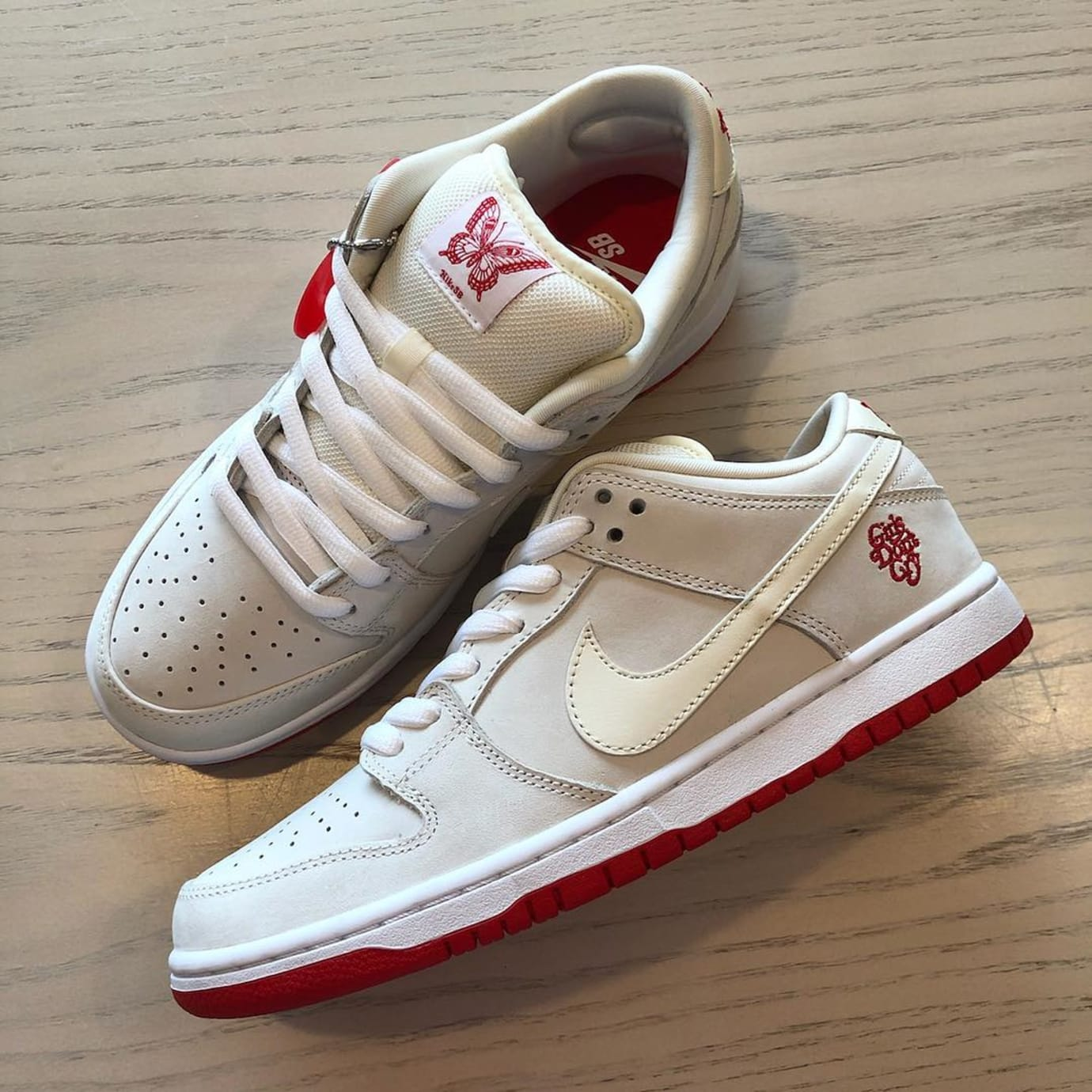 l girls nike sb dunks