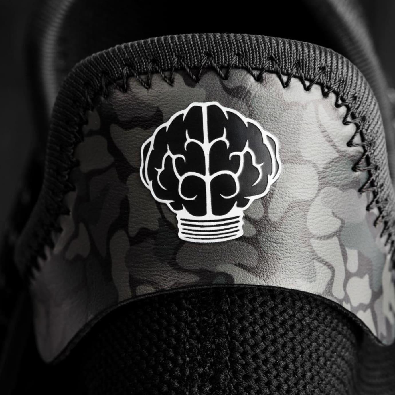 NERD Pharrell Adidas NMD HU ComplexCon Exclusive Release Date Heel