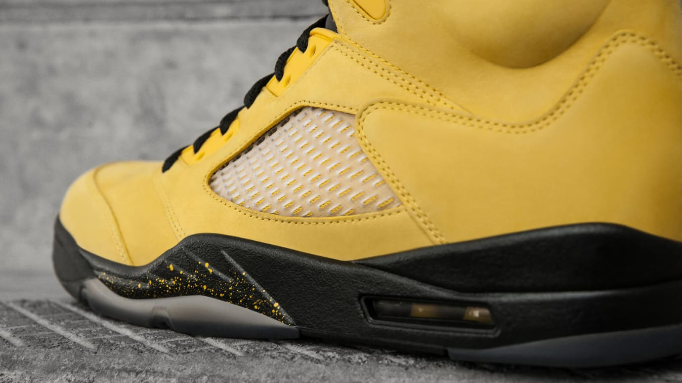 quality design aeb0b 9b447 Fab Five Air Jordan 5 | Sole Collector