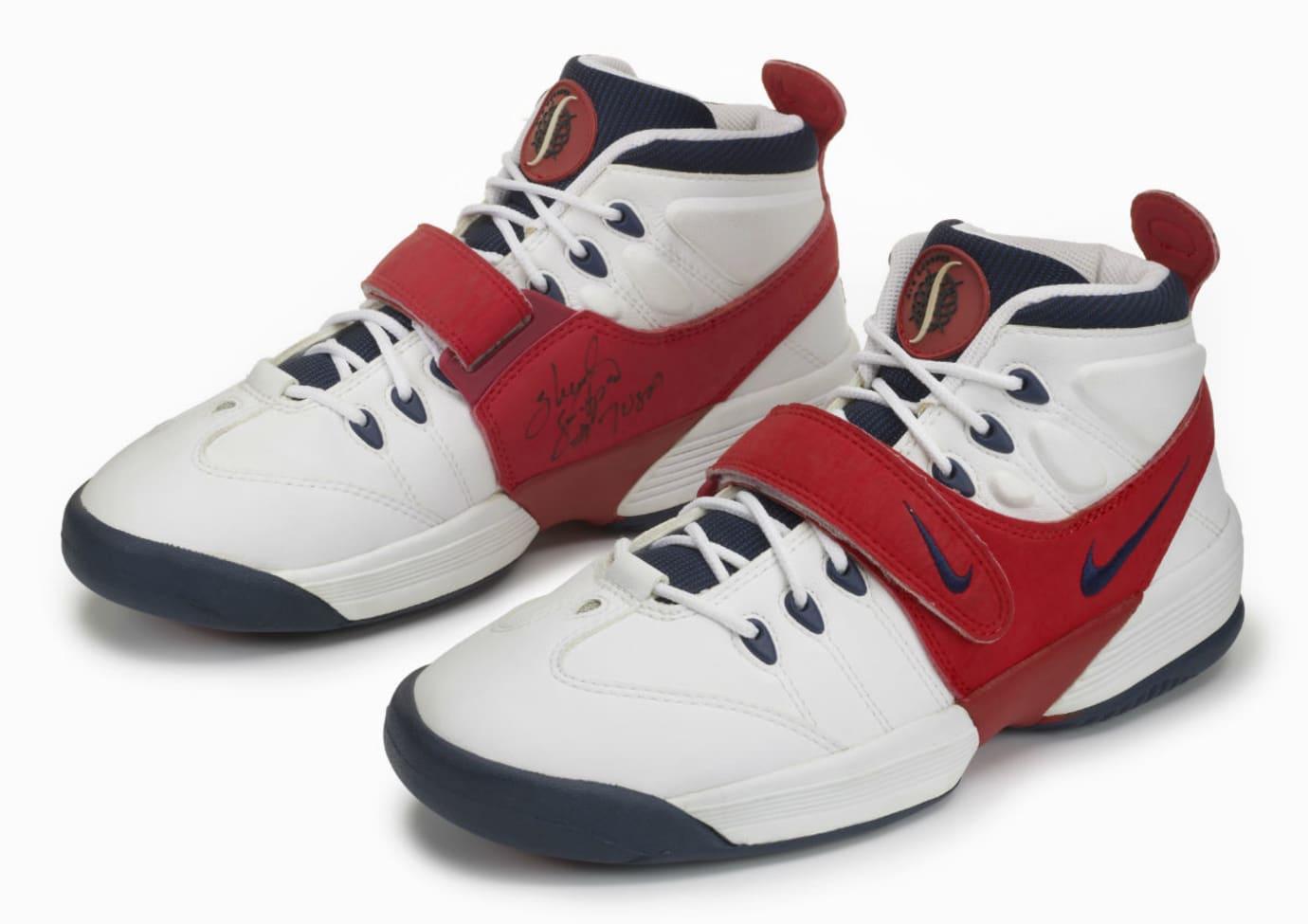 Nike Air Swoopes USA
