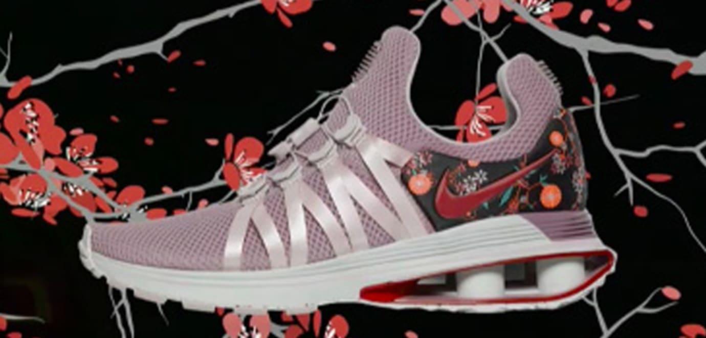 Nike Shox 2017 Floral