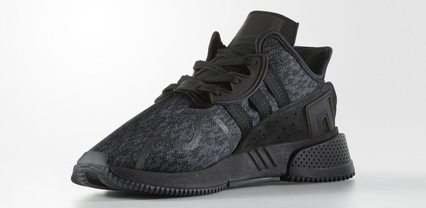 Adidas EQT Cushion ADV Black Medial