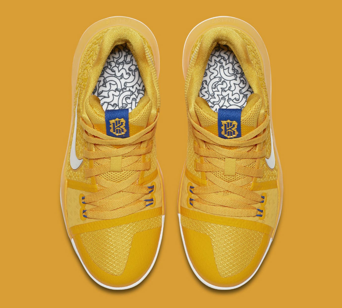 Nike Kyrie 3 Mac and Cheese Release Date 859466-791 | Sole