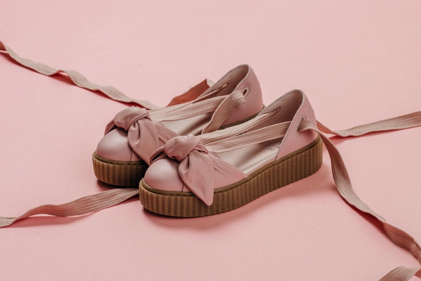 premium selection cc0f0 e72e3 Puma x Rihanna Bow Creeper Sandal (5)