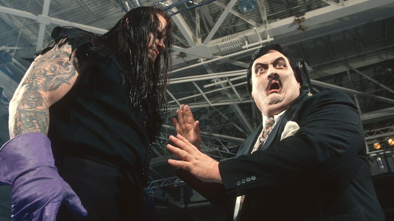 Undertaker Paul Bearer