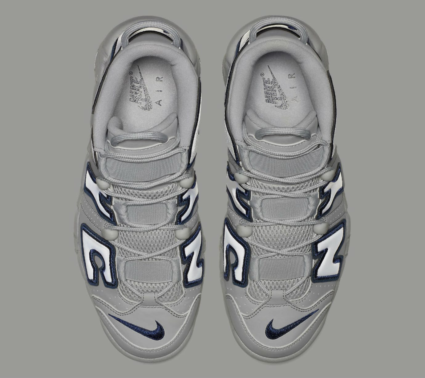 Nike Air More Uptempo NYC Release Date AJ3137-001 Top