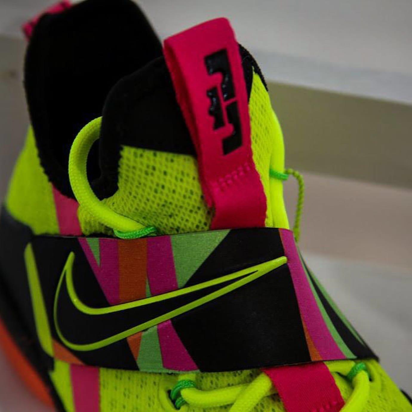 Nike LeBron 14 Ultimate Warrior Strap AA3258-703