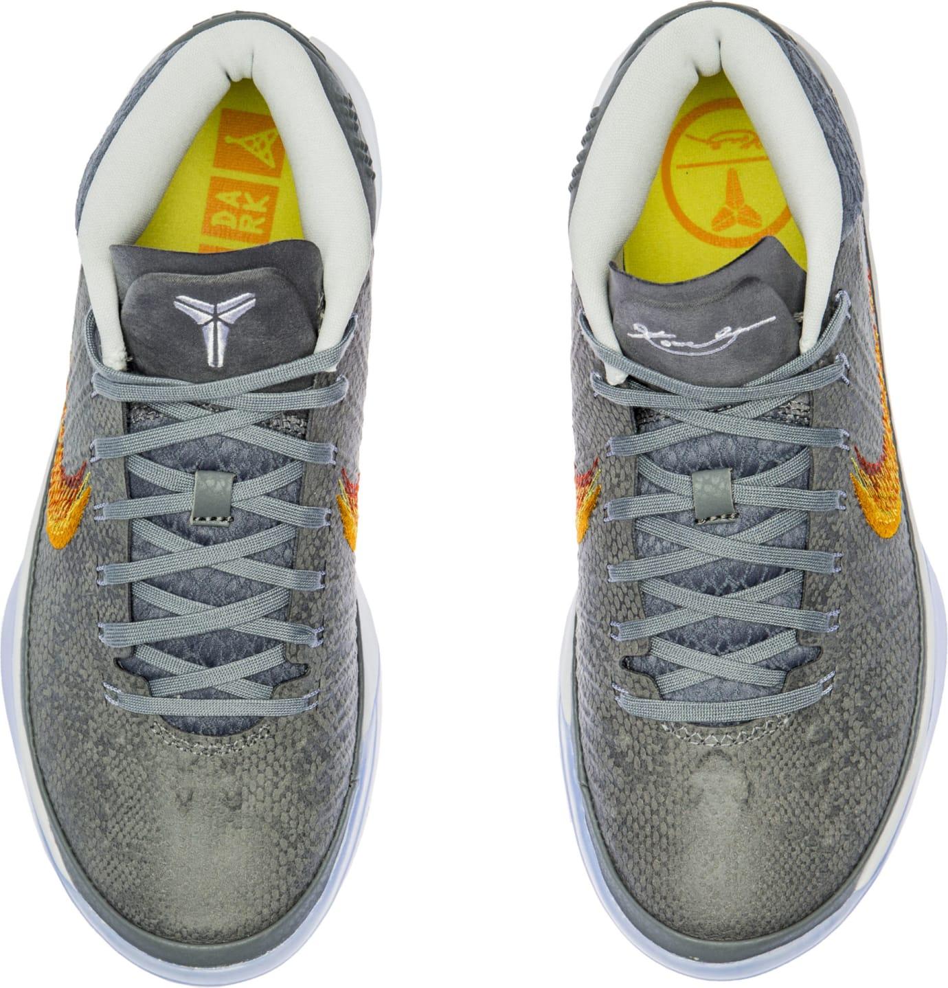 reputable site 65cf1 c9f78 Nike Kobe A.D. Mid Chrome Release Date 922482-005 Top