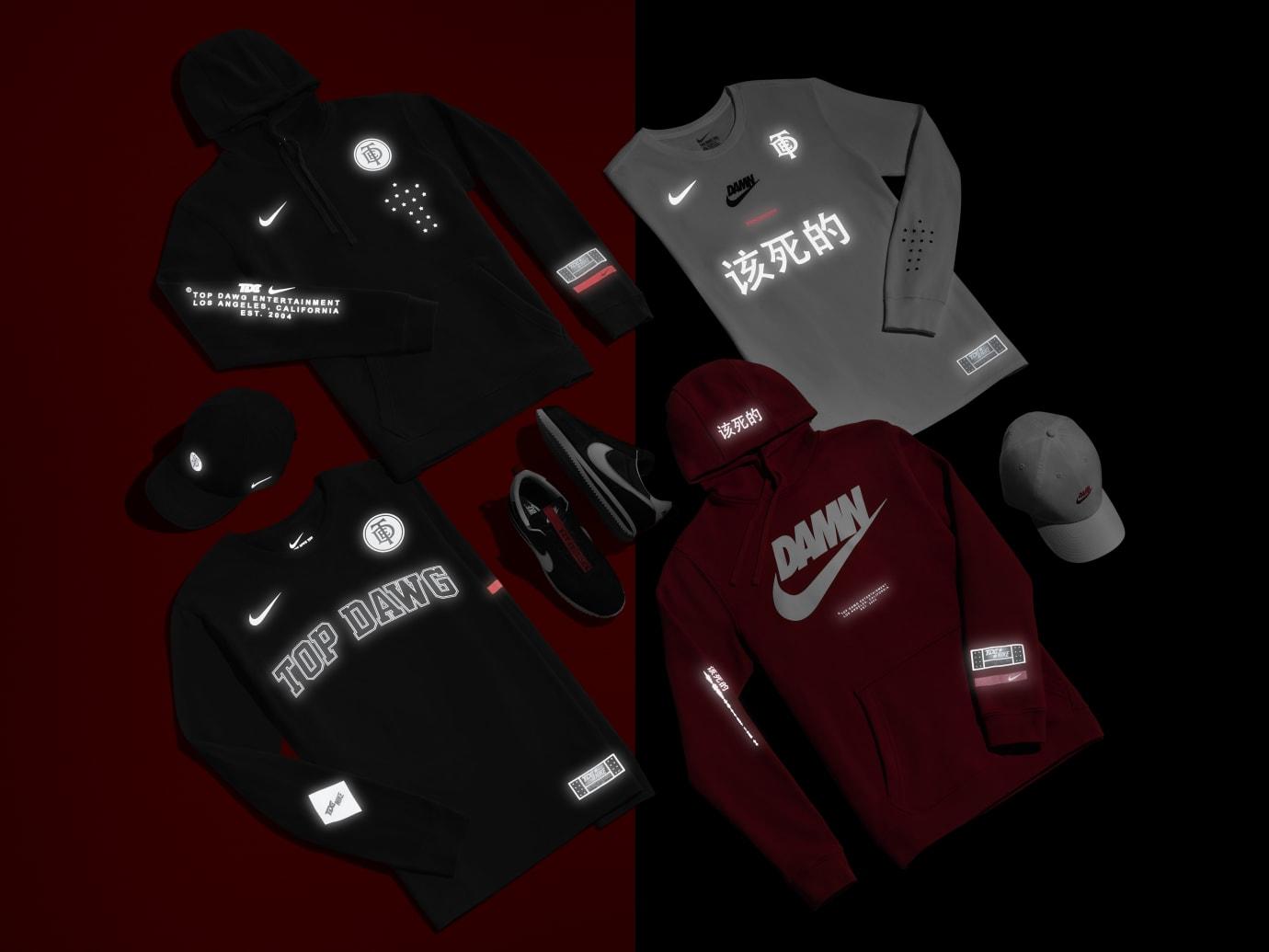 Social Status x Nike x TDE: The Championship Shop Houston