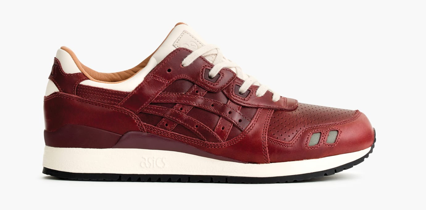 Packer Shoes Asics JCrew Gel Lyte 3 | Sole Collector