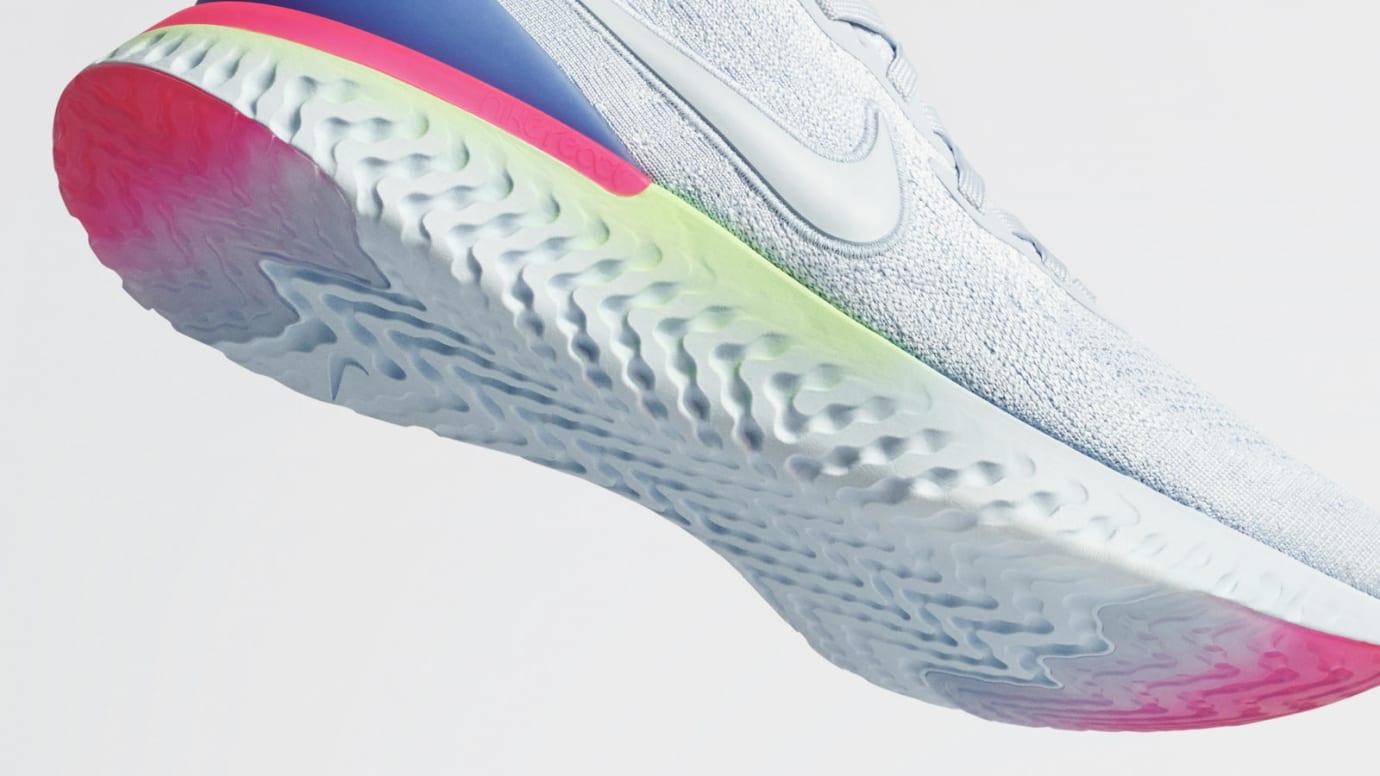 Nike Epic React Flyknit 2 '8-Bit' (Sole)